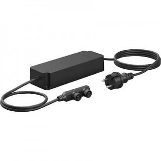 PHILIPS 17488/30/PN | Philips LED napojna jedinica 100W, 24V - hue smart rasvjeta IP67 crno