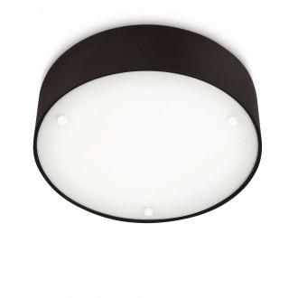 PHILIPS 30175/30/16 | Velour Philips zidna, stropne svjetiljke svjetiljka 2x E27 2860lm 2700K crno, bijelo