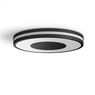 PHILIPS 32610/30/P6 | PHILIPS-hue-Being Philips stropne svjetiljke hue DIM portable prekidač + hue smart rasvjeta okrugli daljinski upravljač jačina svjetlosti se može podešavati, sa podešavanjem temperature boje, Bluetooth 1x LED 2400lm 2200 <-> 65