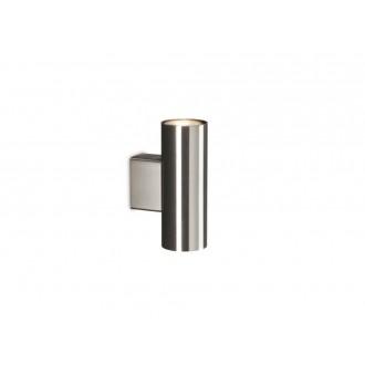 PHILIPS 33132/17/PN | CleoP Philips zidna svjetiljka cilindar 2x GU10 krom