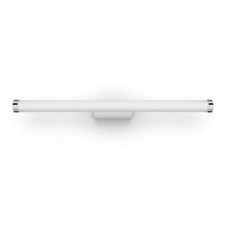 PHILIPS 34182/31/P6 | PHILIPS-hue-Adore Philips zidna hue DIM portable prekidač + hue smart rasvjeta cilindar daljinski upravljač jačina svjetlosti se može podešavati, promjenjive boje, sa podešavanjem temperature boje, Bluetooth 1x LED 1750lm 2200 <-&