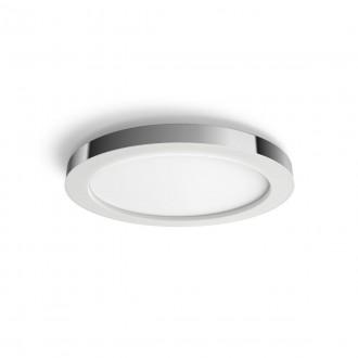 PHILIPS 34184/11/P6 | PHILIPS-hue-Adore Philips stropne svjetiljke hue DIM portable prekidač + hue smart rasvjeta okrugli daljinski upravljač jačina svjetlosti se može podešavati, promjenjive boje, sa podešavanjem temperature boje, Bluetooth 1x LED 2400lm