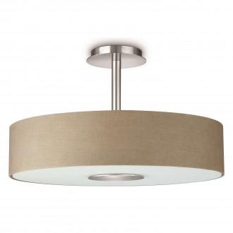 PHILIPS 37481/17/16   Flora Philips stropne svjetiljke svjetiljka jačina svjetlosti se može podešavati 3x E14 1890lm 2700K kromni mat