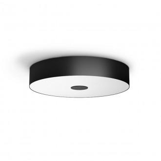 PHILIPS 40340/30/P6 | PHILIPS-hue-Fair Philips stropne svjetiljke hue DIM portable prekidač + hue smart rasvjeta okrugli daljinski upravljač jačina svjetlosti se može podešavati, sa podešavanjem temperature boje, Bluetooth 1x LED 3000lm 2200 <-> 650