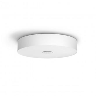 PHILIPS 40340/31/P6 | PHILIPS-hue-Fair Philips stropne svjetiljke hue DIM portable prekidač + hue smart rasvjeta okrugli daljinski upravljač jačina svjetlosti se može podešavati, sa podešavanjem temperature boje, Bluetooth 1x LED 3000lm 2200 <-> 650