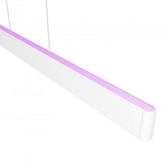 PHILIPS 40903/31/P9 | PHILIPS-hue-Ensis Philips visilice hue smart rasvjeta jačina svjetlosti se može podešavati, promjenjive boje, sa podešavanjem temperature boje, Bluetooth 2x LED 6000lm 2200 <-> 6500K bijelo