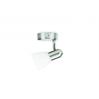 PHILIPS 50230/17/E7 | Burlap Philips zidna, stropne svjetiljke svjetiljka elementi koji se mogu okretati 1x E14 kromni mat, bijelo