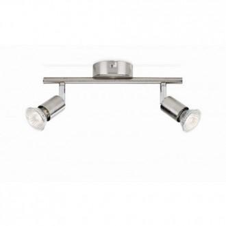 PHILIPS 50302/17/E7 | Limbali Philips zidna, stropne svjetiljke svjetiljka elementi koji se mogu okretati 2x GU10 kromni mat