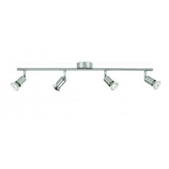 PHILIPS 50304/17/E7 | Limbali Philips zidna, stropne svjetiljke svjetiljka elementi koji se mogu okretati 4x GU10 kromni mat