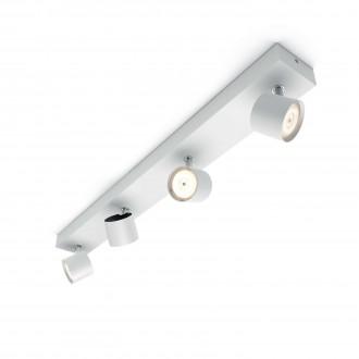 PHILIPS 56244/31/P0 | Star Philips zidna, stropne svjetiljke WarmGlow svjetiljka jačina svjetlosti se može podešavati, izvori svjetlosti koji se mogu okretati 4x LED 2000lm 2700K bijelo