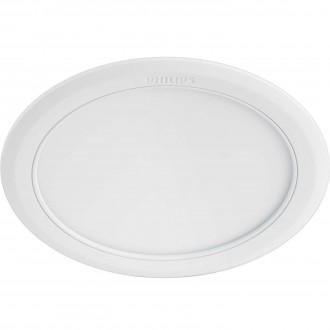 PHILIPS 59529/31/P1 | Marcasite Philips ugradbene svjetiljke LED panel okrugli Ø210mm 1x LED 2100lm 3000K bijelo