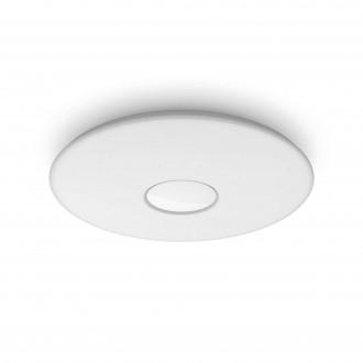 PHILIPS 61083/31/P5 | Haraz Philips stropne svjetiljke svjetiljka okrugli daljinski upravljač jačina svjetlosti se može podešavati, sa podešavanjem temperature boje 1x LED 2800lm 2700 - 4000 - 6500K bijelo