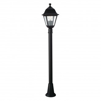 PHILIPS 71421/01/30 | Lima Philips podna svjetiljka 81cm 1x E27 IP44 crno
