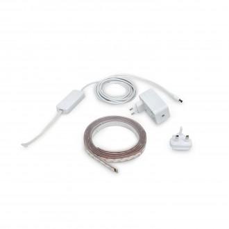 PHILIPS 71901/55/PH | PHILIPS-hue-LightStrip Philips LED traka hue smart rasvjeta jačina svjetlosti se može podešavati, promjenjive boje 1x LED 1600lm 2000 <-> 6500K bijelo