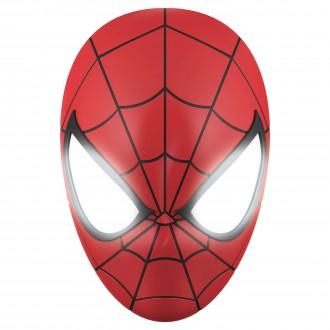 PHILIPS 71938/40/P0 | Spiderman Philips zidna svjetiljka s prekidačem 1x LED 2700K crveno, bijelo, crno