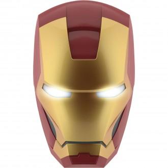 PHILIPS 71939/55/P0 | Iron_Man Philips zidna svjetiljka s prekidačem 1x LED 2700K višebojno, smeđe, zlatno