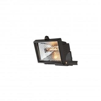PHILIPS 74902/21/30 | Faro Philips reflektor svjetiljka 1x R7s IP44 crno