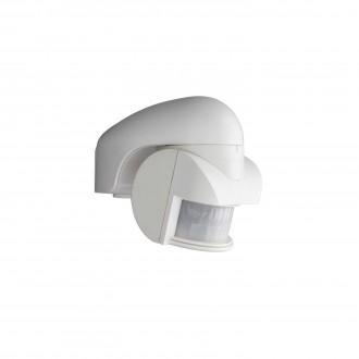PHILIPS 87098/12/31 | Philips sa senzorom PIR 140° svjetlosni senzor - sumračni prekidač elementi koji se mogu okretati IP44 bijelo