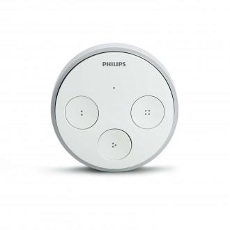 PHILIPS 8718696743133 | Philips portable pametni prekidač hue TAP smart rasvjeta sa tiristorskim prekidačem bijelo