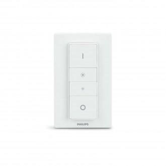 PHILIPS 8718696743157 | Philips portable prekidač hue DIM smart rasvjeta sa tiristorskim prekidačem bijelo