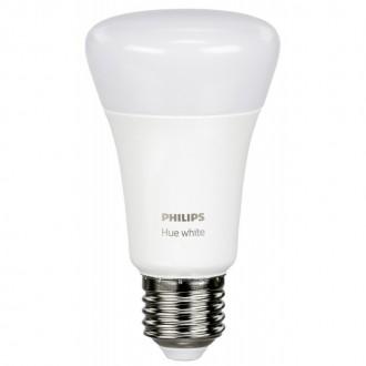 PHILIPS 8718696785218 | PHILIPS-hue Philips početni paket hue kontrolna jedinica + 2x E27 A60 hue LED izvori svjetlosti smart rasvjeta obični A60 jačina svjetlosti se može podešavati, Bluetooth, dvodijelni set 2x E27 806lm 2700K bijelo