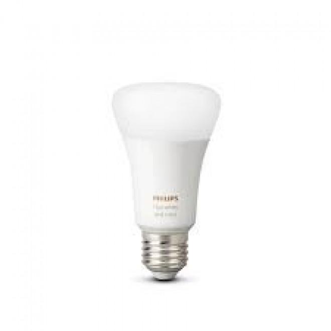 PHILIPS 8718699673109 | E27 9W -> 60W Philips obični A60 LED izvori svjetlosti hue smart rasvjeta 806lm 2200 <-> 6500K jačina svjetlosti se može podešavati, promjenjive boje, sa podešavanjem temperature boje, Bluetooth CRI>80
