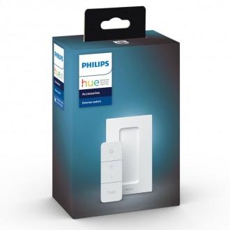 PHILIPS 8719514274617 | Philips portable prekidač hue DIM smart rasvjeta sa tiristorskim prekidačem bijelo