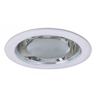 RABALUX 1130 | SpoOffice Rabalux ugradbena svjetiljka Ø246mm 2x E27 bijelo
