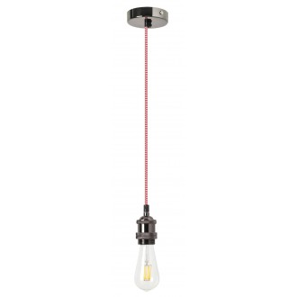 RABALUX 1416 | Fixy Rabalux visilice svjetiljka 1x E27 kromni mat