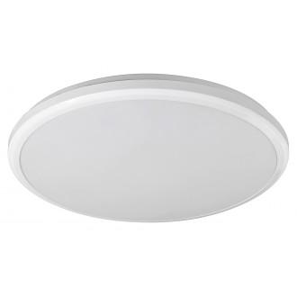 RABALUX 1430 | Brandon-RA Rabalux zidna, stropne svjetiljke svjetiljka 1x LED 2160lm 4000K IP65 bijelo