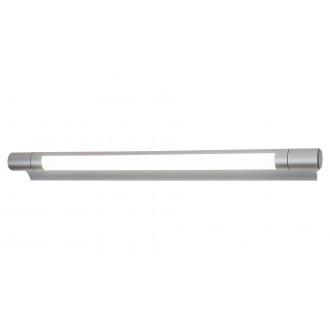 RABALUX 1445 | Byron-RA Rabalux osvjetljenje ploče svjetiljka s prekidačem 1x LED 546lm 4000K srebrno