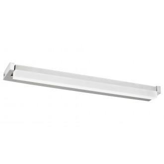 RABALUX 1447 | Cedric-RA Rabalux zidna svjetiljka elementi koji se mogu okretati 1x LED 1146lm 3000K krom