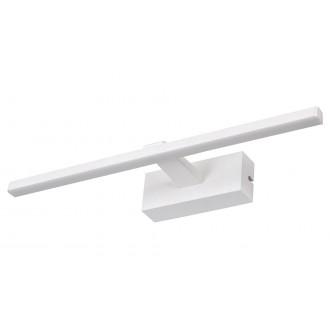 RABALUX 1448 | Albina Rabalux zidna svjetiljka 1x LED 450lm 4000K IP23 bijelo mat