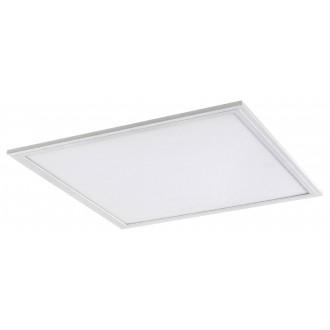 RABALUX 1457 | Bartek Rabalux stropne svjetiljke LED panel četvrtast s impulsnim prekidačem jačina svjetlosti se može podešavati 1x LED 1600lm 4000K bijelo