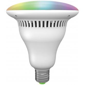RABALUX 1502 | LED 11W Rabalux LED izvori svjetlosti smart rasvjeta 1000lm 4000K zvučnik, jačina svjetlosti se može podešavati, promjenjive boje s prekidačem