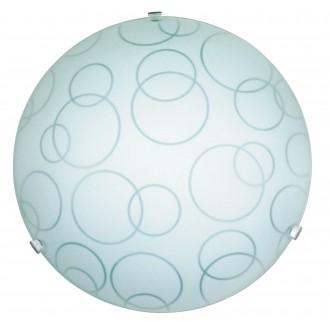 RABALUX 1843 | Ada Rabalux zidna, stropne svjetiljke svjetiljka 1x E27 bijelo, prozirna