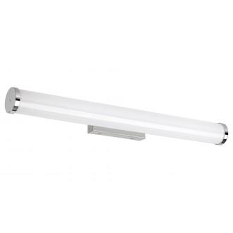 RABALUX 2107 | Sonja-RA Rabalux zidna svjetiljka 1x LED 450lm 4000K IP44 krom, bijelo