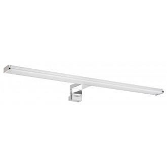 RABALUX 2115 | Levon-RA Rabalux zidna, ovetljenje ogledala, osvjetljenje namještaja svjetiljka 1x LED 840lm 4000K IP44 krom, bijelo