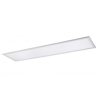 RABALUX 2175 | Damek Rabalux stropne svjetiljke svjetiljka pravotkutnik 1x LED 4200lm 4000K bijelo