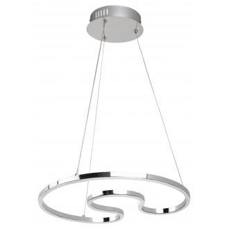 RABALUX 2190 | Melora Rabalux visilice svjetiljka 1x LED 2400lm 4000K krom, bijelo