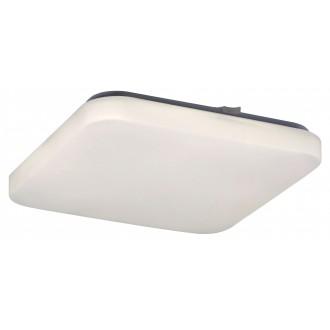 RABALUX 2286 | Rob Rabalux stropne svjetiljke svjetiljka četvrtast 1x LED 1400lm 4000K bijelo