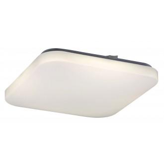 RABALUX 2287 | Rob Rabalux stropne svjetiljke svjetiljka četvrtast 1x LED 2600lm 4000K bijelo