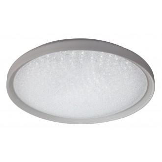 RABALUX 2300 | Esme Rabalux stropne svjetiljke svjetiljka daljinski upravljač jačina svjetlosti se može podešavati, sa podešavanjem temperature boje 1x LED 2800lm 3000 - 4000 - 6000K bijelo, svjetlucavi