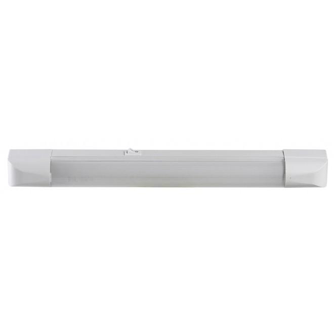 RABALUX 2301 | Band Rabalux osvjetljenje ploče svjetiljka s prekidačem 1x G13 / T8 630lm 2700K bijelo
