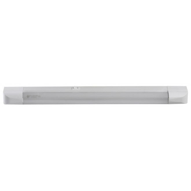 RABALUX 2302 | Band Rabalux osvjetljenje ploče svjetiljka s prekidačem 1x G13 / T8 950lm 2700K bijelo
