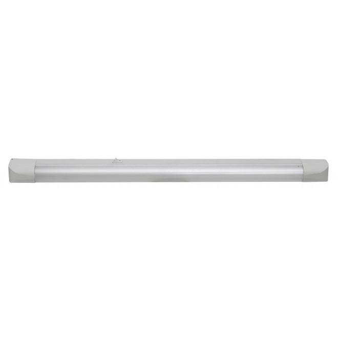 RABALUX 2303 | Band Rabalux osvjetljenje ploče svjetiljka s prekidačem 1x G13 / T8 1380lm 2700K bijelo