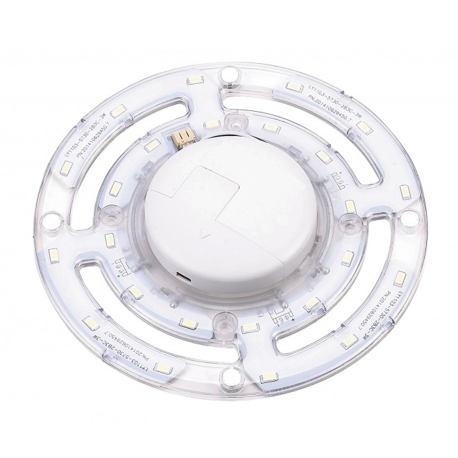 RABALUX 2335 | Rabalux-LM Rabalux LED modul svjetiljka okrugli 1x LED 1200lm 3000K bijelo