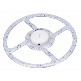 RABALUX 2339 | Rabalux-LM Rabalux LED modul svjetiljka okrugli 1x LED 1600lm 4000K bijelo