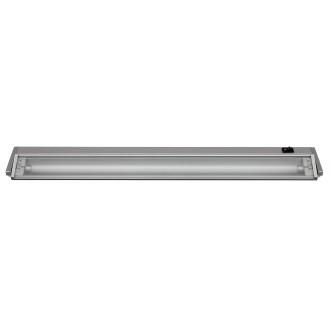 RABALUX 2365 | EasyLight Rabalux osvjetljenje ploče svjetiljka s prekidačem elementi koji se mogu okretati 1x G5 / T5 820lm 2700K srebrno