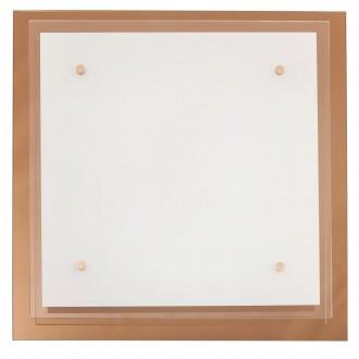 RABALUX 2477 | Cindy Rabalux zidna, stropne svjetiljke svjetiljka 3x E27 ružičastozlatno, bijelo, prozirno
